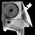 Fölészerelt műanyag redőny -EXTE 220x200 mm redőnytokkal
