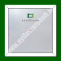 Optimum egyrészes fix műanyag ablak kétrétegű üvegezéssel