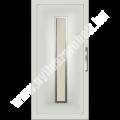 MÁTRIX  HPL-műanyag bejárati ajtó