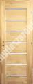 TOKAJ 75x210 cm - tömör pallótokos beltéri ajtó