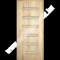 Dekorfóliás üveges belső ajtó - Aquila