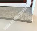 Beige granitello - agglomerátkő ablakpárkány