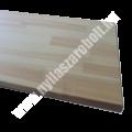 Borovi fenyő fa beltéri ablakpárkány, natúr