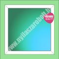 Rehau passzívházas fix műanyag ablak