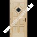 TARNA - egyszárnyú befelé nyíló fa bejárati ajtó