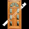 NAPSUGÁR - egyszárnyú fa bejárati ajtó