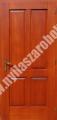 HEVES - egyszárnyú fa bejárati ajtó