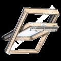 VELUX GLL 1061 /1061B háromrétegű üveg Uw=1.1 W/m2K Rw=32 dB