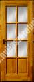 Alföld kazettás üveges beltéri ajtó