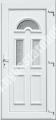 TEMZE 3 - üveges egyszárnyú befelényíló bejárati ajtó