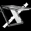 R88C K WD -kétrétegű üveg műanyag tokkal alsó kilinccsel Uw=1.1 W/m2K