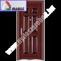 FÉM MABISZ MINŐSÍTETT - befelé nyíló biztonsági belső bejárati ajtó