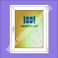 Oknoplast 6 kamrás egyszárnyú műanyag ablak bukó-nyíló szárnnyal